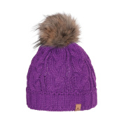 Viking Hat with Pompom Winter Sports Ski Hat Unisex Exclusive 0101