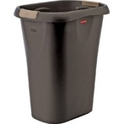 RubbermaidProducts 30.3l Open Wastebasket, Sold as 1 Each