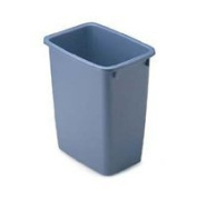 RubbermaidProducts 34.1l Wastebasket, Sold as 1 Each