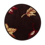 Door Mats,Siniao 3030CM Memory Foam Mat Bath Rug Shower Non-slip Floor Carpet