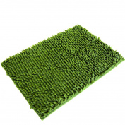 Siniao 4060cm Soft Shaggy Non Slip Absorbent Bath Mat Bathroom Shower Rugs Carpet