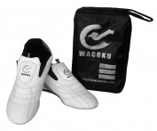 Wacoku Ultra Light White Martial Arts Shoes