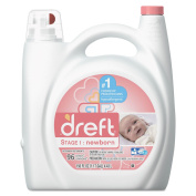 Ultra Laundry Detergent, Liquid, Original Scent, 4440ml Bottle