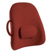 ObusForme LBBRGCA Low back Backrest Support, Burgundy