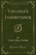 Virginia's Inheritance