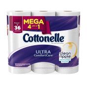 Cottonelle Ultra Comfort Care Toilet Paper - Mega Roll - 9 Rolls