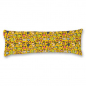 Tamengi Fresh Fruits Pattern Custom Cotton Body Pillow Covers Pillow Cases 50cm x 140cm