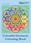 Colourful Geometry Colouring Book