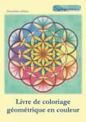 Livre de Coloriage Geometrique En Couleur [FRE]