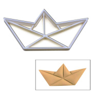Origami Boat cookie cutter, 1 pc, Ideal for nautical theme wedding party