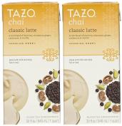 Tazo Chai Tea Latte Concentrate 950ml