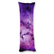 Yiuejiu Starry Sky Body Pillow Cover Decorative Pillowcase 50cm x 140cm