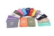 50cm x 140cm DOUBLE SIDE ZIPPER Microsuede Body Pillow Cover Pillowcase Sage vivid Colours