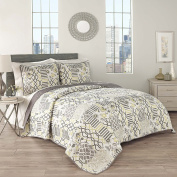 Traditions by Waverly Set in Spring 3-Piece Quilt Collection Queen