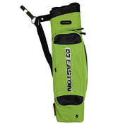 Easton Flipside 3-Tube Hip Quiver - RH/LH - Flo Green