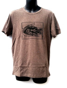 Korda Carp in Hand T-Shirt Heather Brown