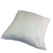 Deco Pillow Insert, White, 50cm x 50cm .