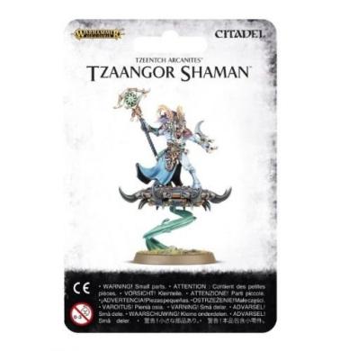 Warhammer Age of Sigmar Tzeentch Arcanites Tzaangor Shaman