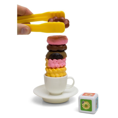 Stacking Doughnut Balancing Game for Kids The Best Welcome Gift For The children
