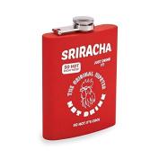 Wink Sriracha Flask