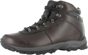 Lady'S Hi-Tech Eurotrek Trainers Boot Women Lace Up Hiking Shoes Footwear