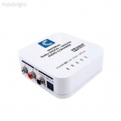 CCN-ADDA Universal Digital/Analogue Audio Converter with Dolby Digital Decoder - Polebright update