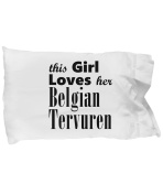Belgian Tervuren - Pillow Case