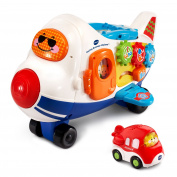 VTech Go! Go! Smart Wheels Racing Runway Aeroplane
