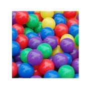 100 Pcs Colourful Soft Plastic Ocean Fun Ball Balls Baby Kids Tent Swim Pit Toys Game Gift 7cm
