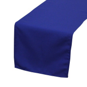 Your Chair Covers - 36cm x 270cm Polyester Table Runners Royal Blue, Table Runner for Weddings, Events, Hotels and Catering Services