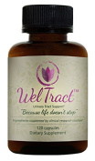 WelTract, UTI Bladder Supplements - Urinary Tract - D-Mannose - Cranberry - Hibiscus - Lactoferrin - Cystitis
