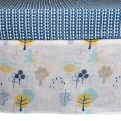 Poppi Living Timberland Infant Bed Skirt