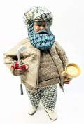 Collectible Santa Figurine