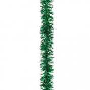 Festive Productions 2M Rich Green Chunky Tinsel