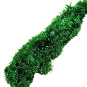 Gleader 2M (6.5 Ft) Christmas Tinsel Tree Decorations Tinsel Garland