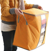 Storage,OUBAO Portable Organiser Non Woven Underbed Pouch Storage Bag Box