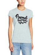 Animal Women's Stitcher Short Sleeve T - Shirts