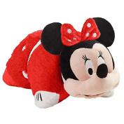 Disney Minnie Mouse Pillow Pets - Rockin' the Dots Minnie Stuffed Animal Plush Toy