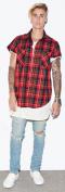 Justin Bieber Purpose Cardboard Cutouts 50cm x 180cm