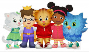 Daniel Tiger Room Decor - Life Size Cardboard Standup Photo Prop