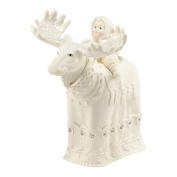 Snowbabies Department 56 Snowbabies Dream Collection The Majestic Moose Figurine, 20cm