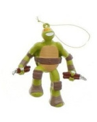 13cm Teenage Mutant Ninja Turtles Michelangelo Christmas Figure Ornament