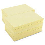 SPR19784 - Sparco Premium Yellow Adhesive Sticky Notes