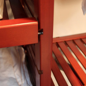 John Louis Home 30cm .-Deep Premier 4-Drawer Closet Organiser