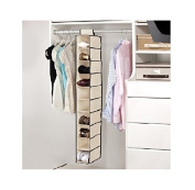 Kennedy Home Collection Hanging Shoe Organiser