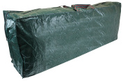 CKB Ltd Christmas Tree Storage Bag Holder Holds Stores Your Artificial Xmas Tree Jumbo Size For Trees Up To 2.7m Tall - Heavy Duty Zip Up Sack- Ideal To Use In The Loft Shed Garage