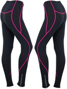 ProAthleticaWomens Winter Cool Max Padded Cycling Tights/Trousers Running Thermal Leggings