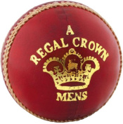 Readers Regal Crown A Cricket Sports Match Playing Stitched Ball Mens Or Youth