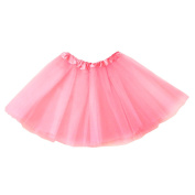 The Elixir Kids Girls 2-8 Years Dance Ballet Tutu Skirt Dress