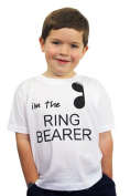 I m The Ring Bearer Hashtag Nailed it Tee Style RB954